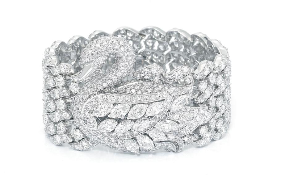 Часы Diamond Swan, Graff