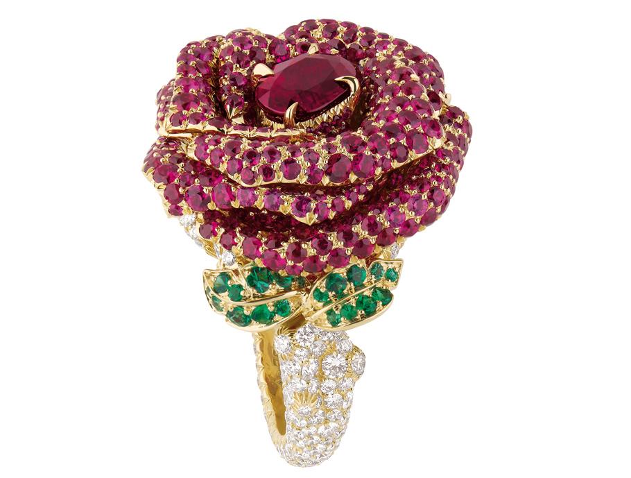 Кольцо LaRose Dior Bagatelle, Dior Joaillerie