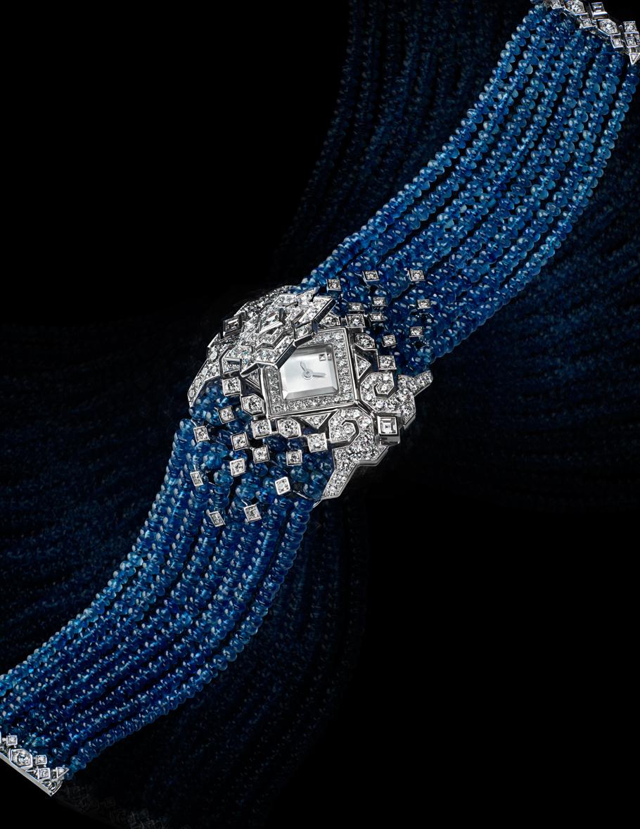 Часы High Jewellery, Cartier