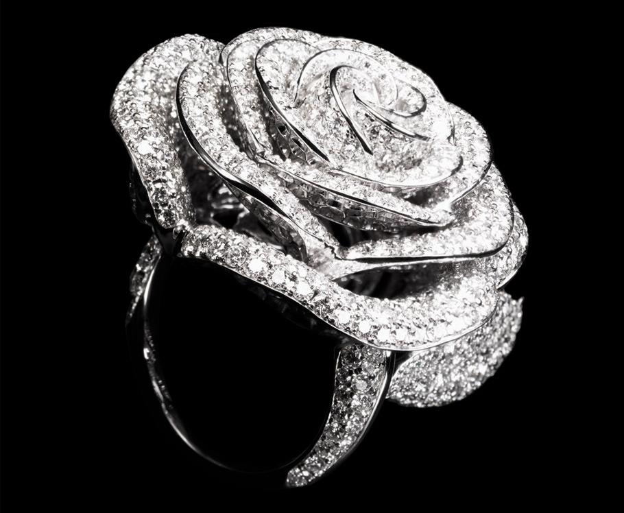 Кольцо Secret Garden Roses, Alena Gorchakova