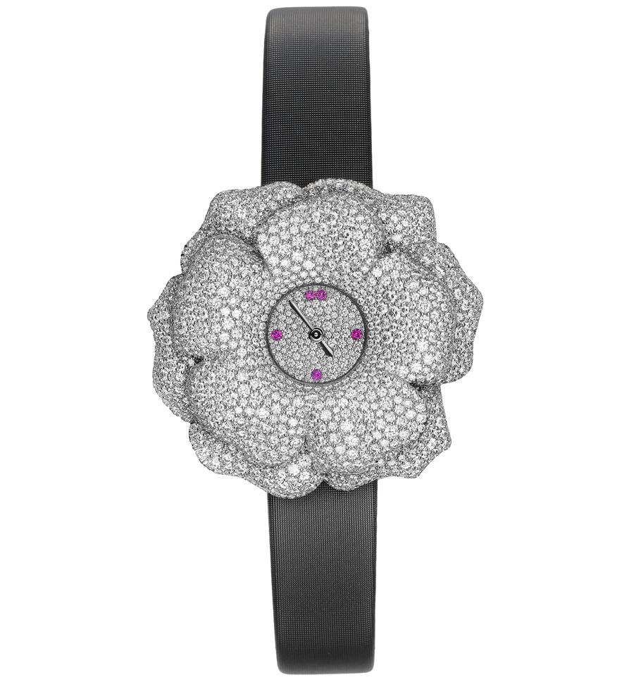 Часы La Rose, Jaeger-LeCoultre