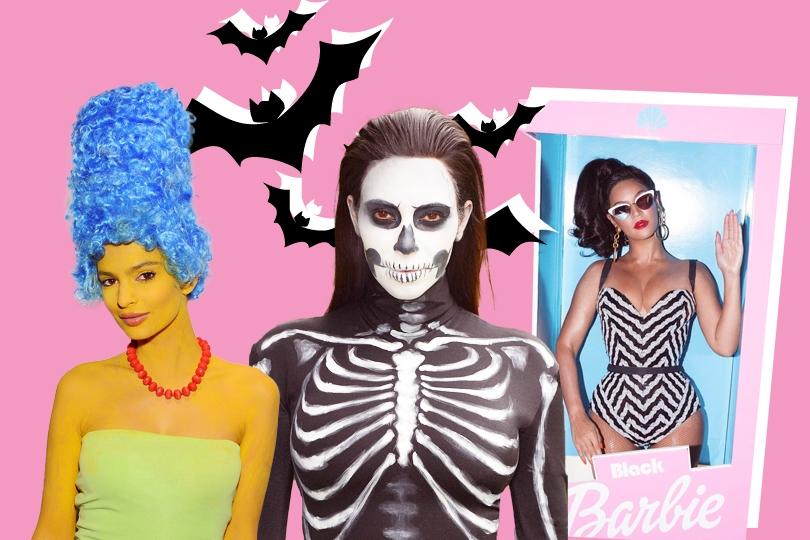 15 лучших образов для Хеллоуина: берем пример со звезд