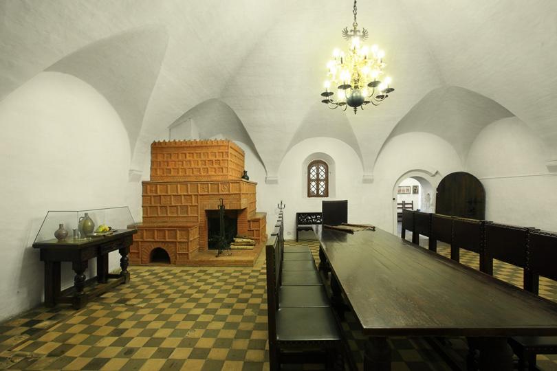 Дети: знакомство с историей и культурой Московской Руси в музее Старый английский двор