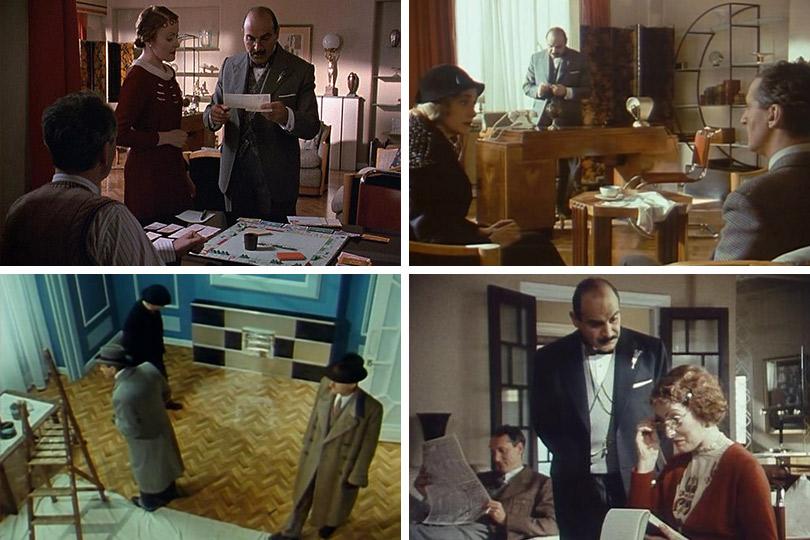 Ар-деко как вкино: «Убийство вВосточном экспрессе» идругие фильмы, вдохновляющие интерьерных дизайнеров