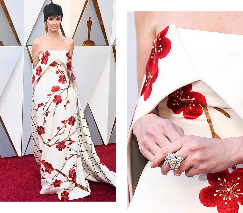 Часы &Караты: роскошные украшения церемонии «Оскар». Пас Вега