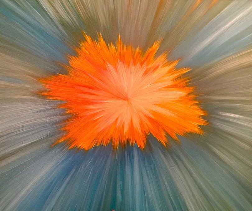 «Оранжевая вьюга», 2015г.