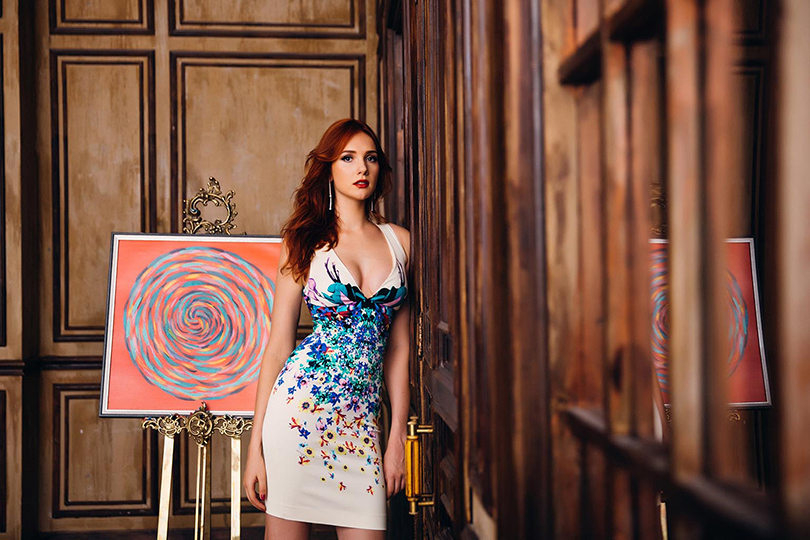 Art &More: художник Анастасия Щипанова— отом, как заряжаться энергией спомощью цвета иживописи, игде искать свои «места силы»