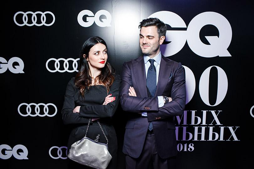 Светская неделя с Ириной Чайковской: 100 самых стильных мужчин поверсии журнала GQ. Марина Изилова иАльберт Сагирян