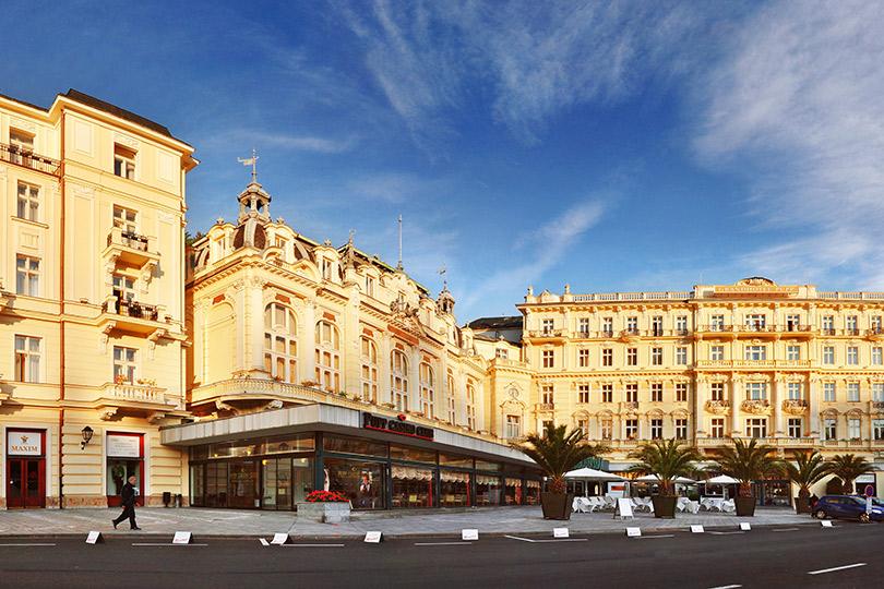#postatravelnotes Гид поспа-отелям Карловых Вар. Grandhotel Pupp: один изстарейших традиционных отелей вЦентральной Европе