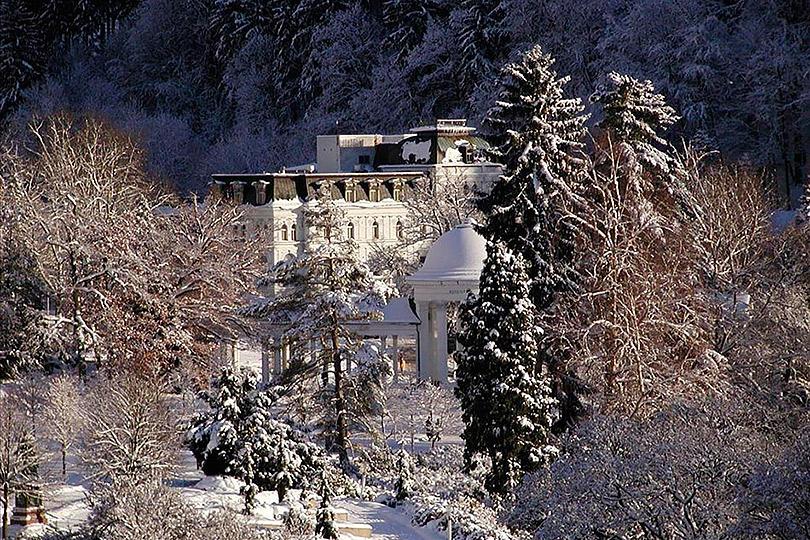 #postatravelnotes Гид поспа-отелям Карловых Вар. Danubius: сохранение традиций курортного лечения