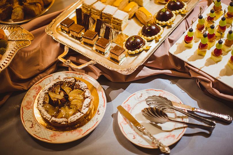 Праздники в московских ресторанах: «Турандот»
