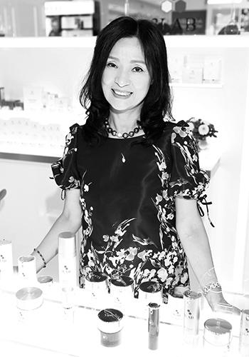Создательница бренда 3LAB Эрика Чанг