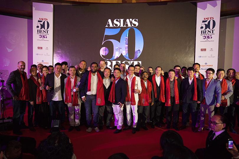 Отправляемся в Бангкок на Asia's 50 Best Restaurants