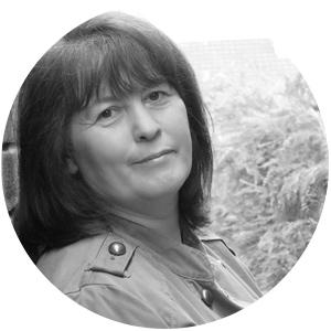 Британская писательница Анжела Марсонс