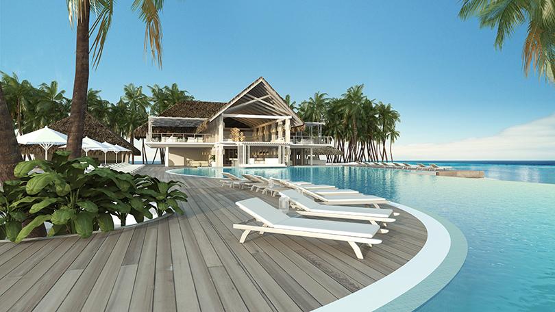 Travel News: февральские бонусы наотдых вновом Baglioni Resort Maldives