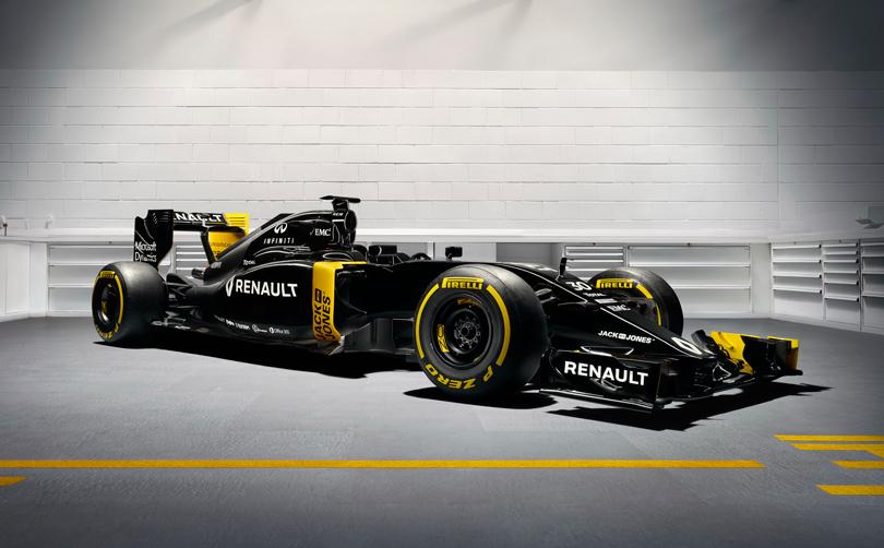 Bell & Ross — официальный хронометрист Renault Sport Formula 1