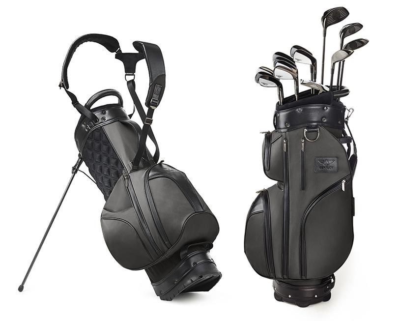 Идея подарка: коллекция для гольфа от Bentley