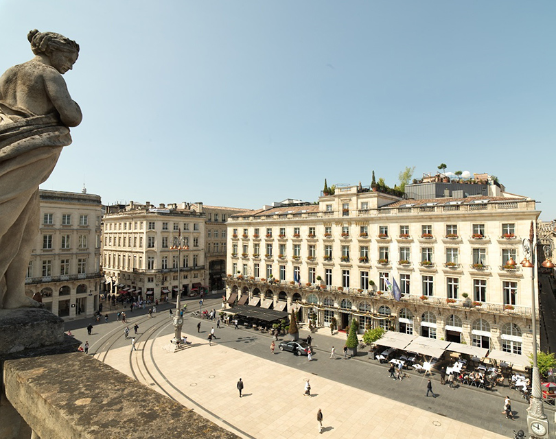 InterContinental Bordeaux — Le Grand Hotel в Бордо