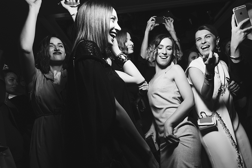 Светская хроника: вечеринка Carolina Herrera 212 VIP Wild Party