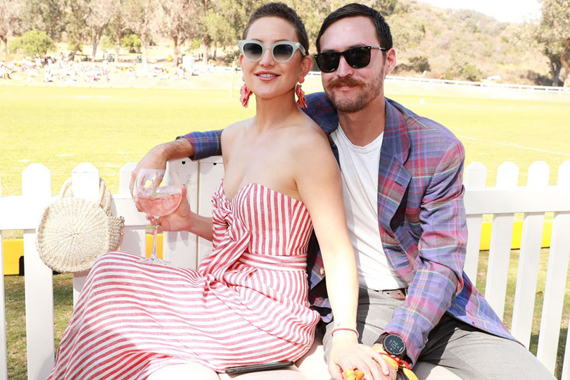 Играем вполо сАленой Чеховой: натурнире Veuve Clicquot Polo Classic вЛос-Анджелесе. Кейт Хадсон и Дэнни Фудзикава