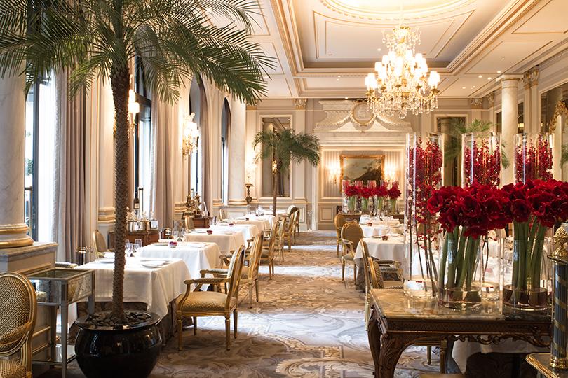 Ресторан Le Cinq получил третью звезду Мишлен