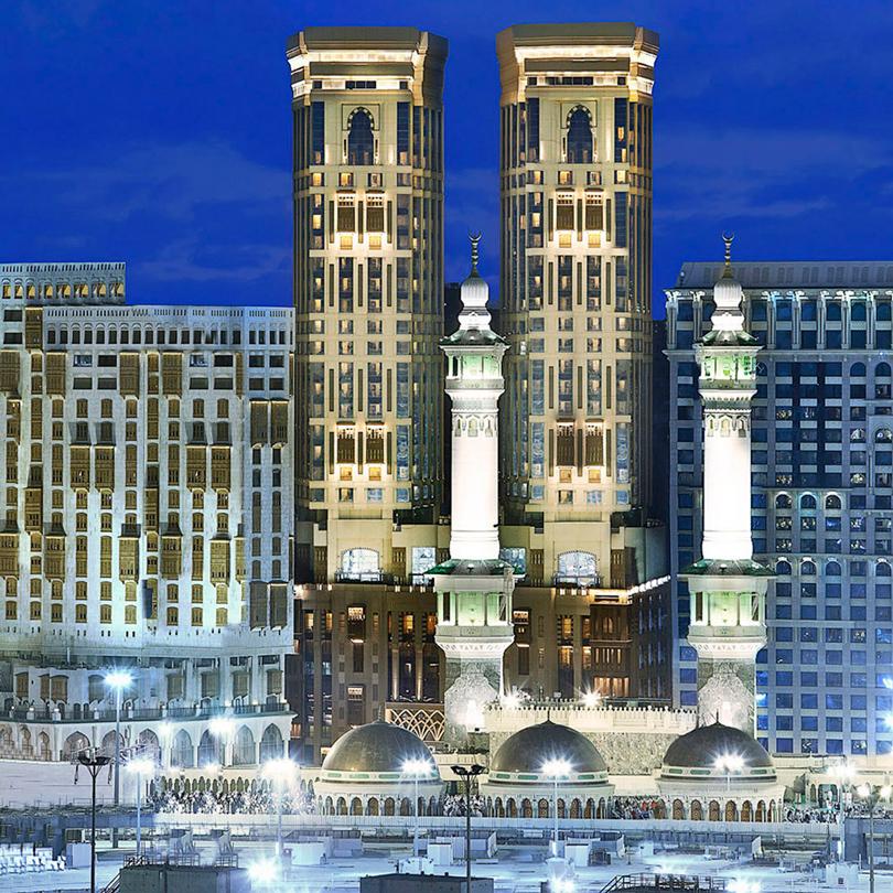 Travel News: в Мекке открывается отель Conrad Makkah