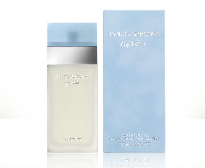 АромаШопинг: новая версия Light Blue от Dolce&Gabbana. Место встречи — итальянские Альпы