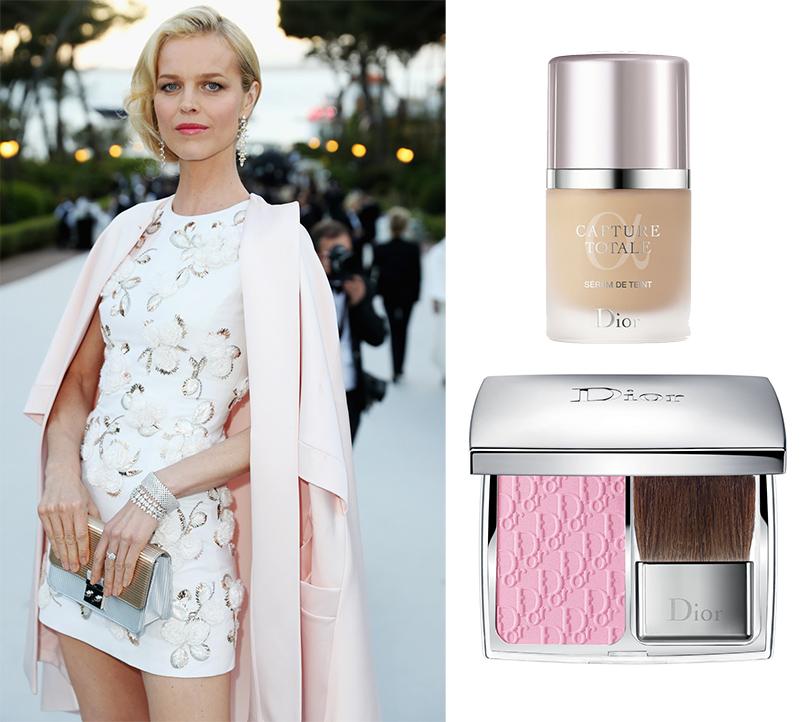 Total Beauty: как повторить макияж Евы Герциговой на балу amfAR в Каннах?