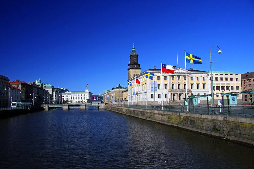 Идея на майские: 5 причин отправиться в Гетеборг. Старый город иканалы