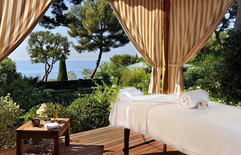 Summer Time: обновленное спа-меню в Grand-Hotel du Cap-Ferrat сети Four Seasons
