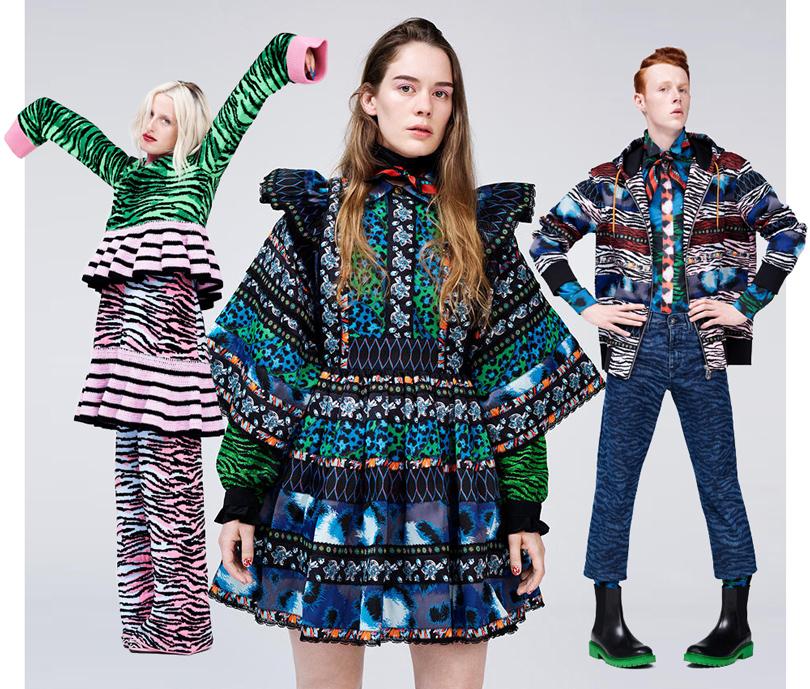 Style Notes: 5 причин обратить внимание на коллекцию Kenzo x H&M