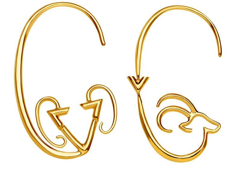 Коллекция: астрологическая магия Louis Vuitton