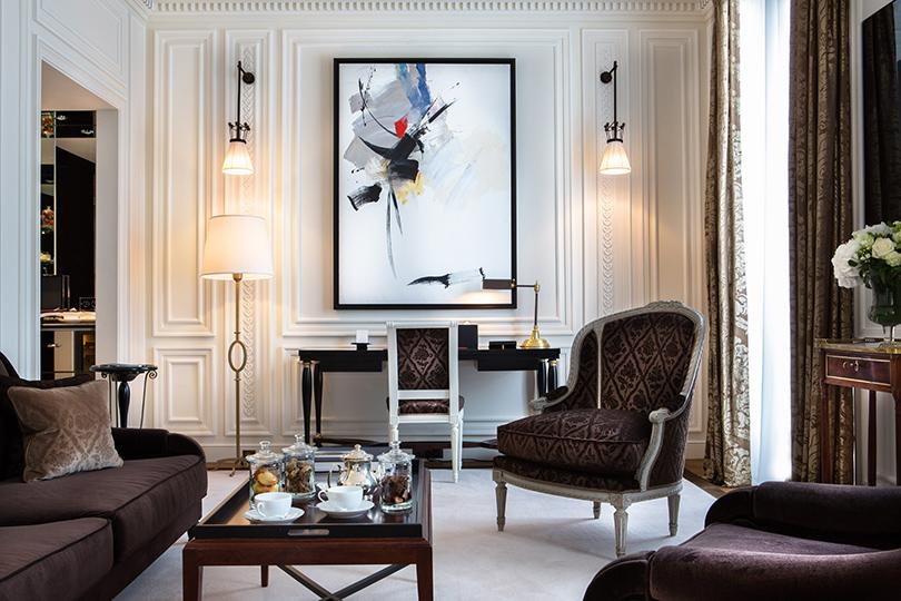 Travel News: личный батлер для каждого гостя в La Reserve Paris Hotel & Spa