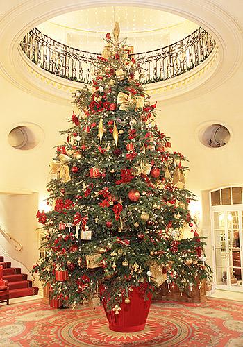 Куда поехать наНовый год: рождественская сказка вThe Ritz London