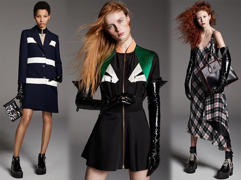 Дом Louis Vuitton представил новую межсезонную коллекцию