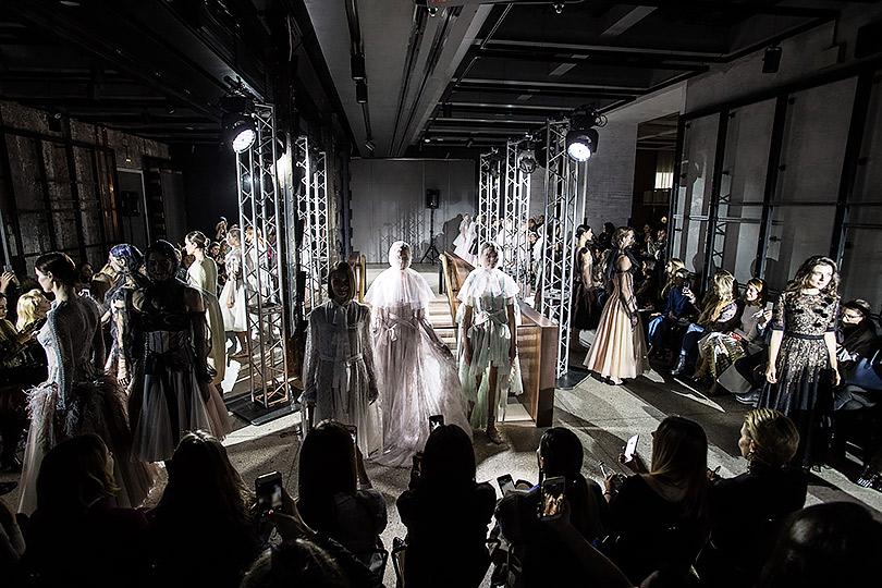 Модный показ Maison Esve вЭлектротеатре «Станиславский»