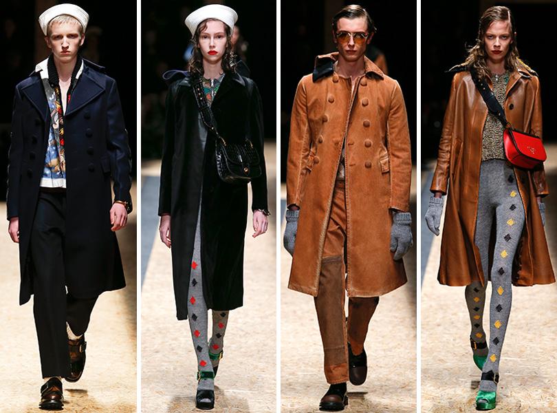 Первый план — лучшие показы на Неделе мужской моды в Милане: Prada