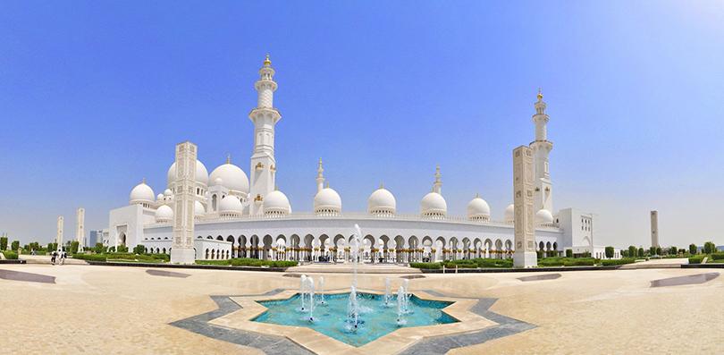 Новый зал ожидания Etihad Airways для гостей первого класса в Абу-Даби