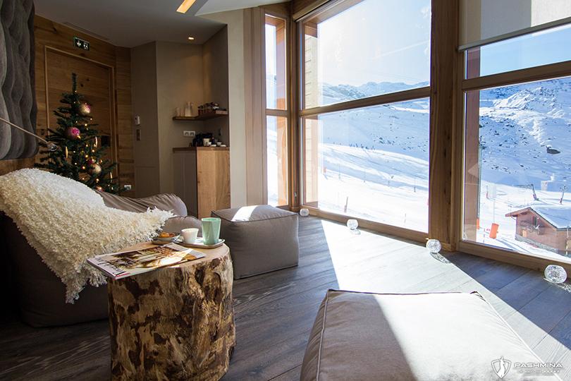Жемчужина Трех Долин отель Pashmina в Валь Торансе