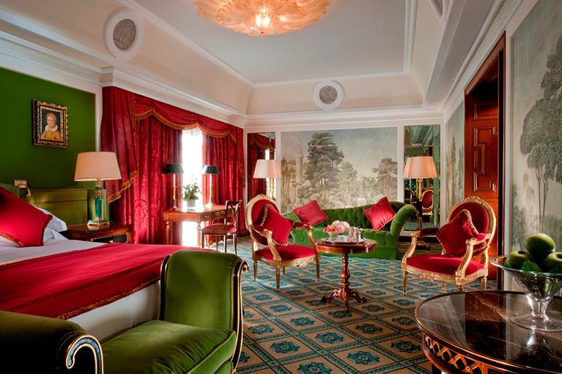 Номер один: президентский люкс отеля Principe di Savoia в Милане