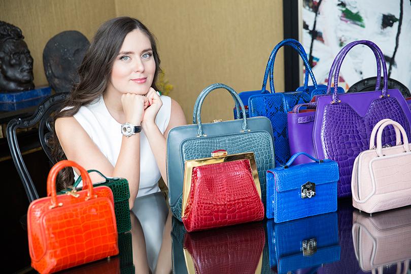 Business & Style: владелица итальянского бренда Rubeus Наталья Бондаренко. Коллекция Mydas Tutti Frutti