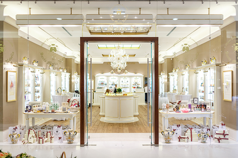 Beauty Shopping: открытие второго бутика Santa Maria Novella в Москве