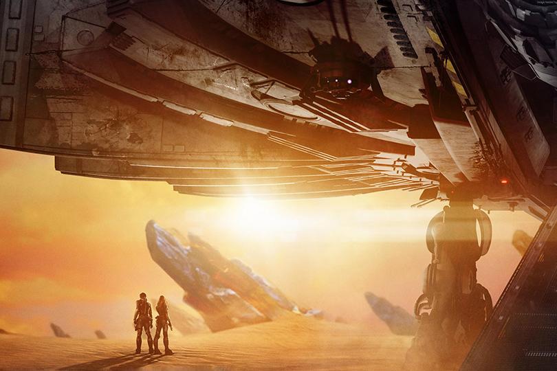 «Валериан игород тысячи планет»: мировая премьера трейлера нового фильма Люка Бессона
