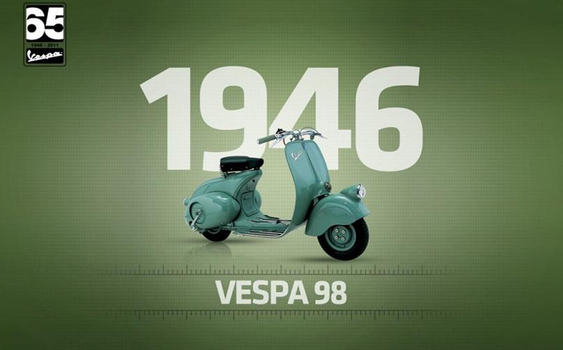 Дизайн & Декор: Vespa — жизнь в искусстве