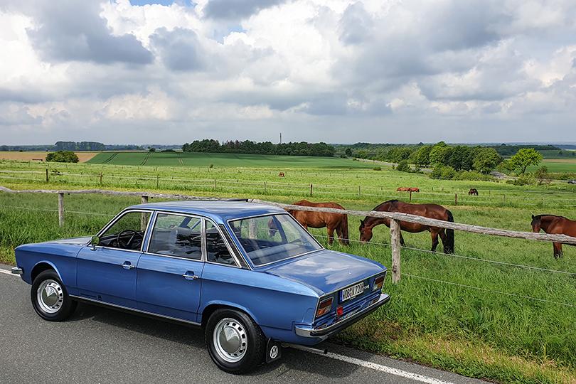Volkswagen K70 1972