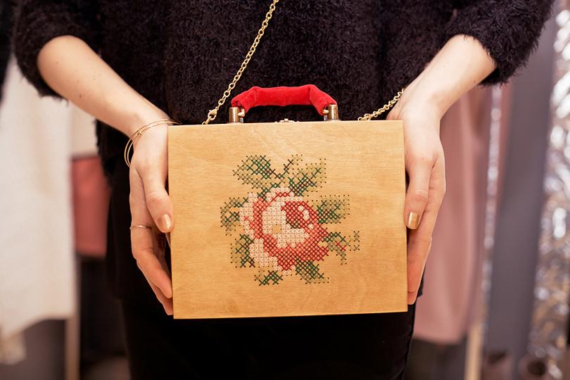 Презентация новой коллекции AGASSY bag