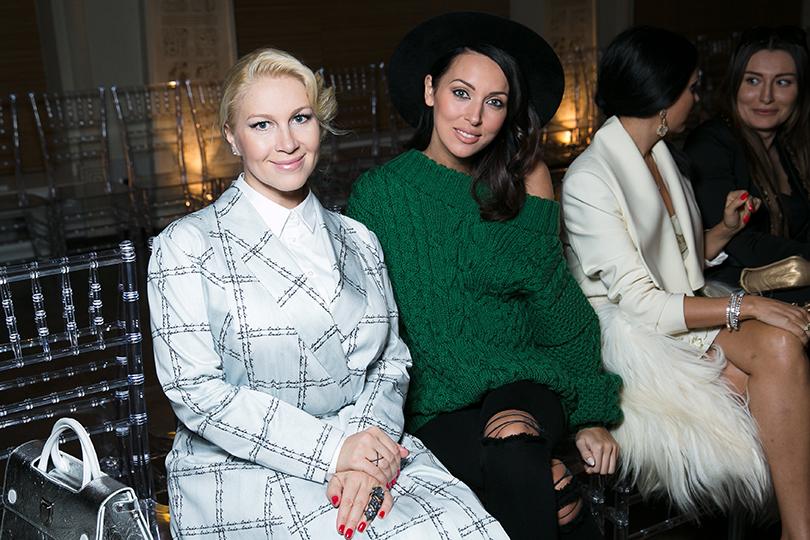 Екатерина Одинцова и Алсу