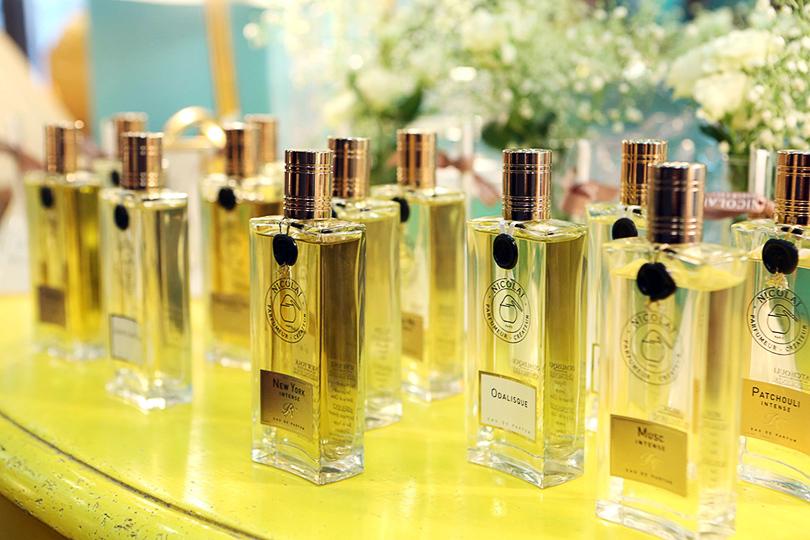 АромаШопинг: как сделать ближайший уикенд ароматным. Parfums deNicolai
