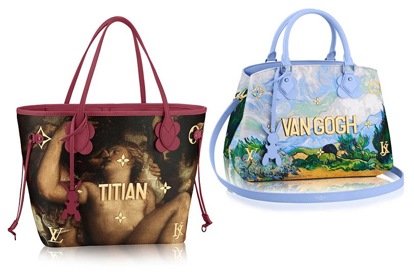 Художникvs. логотип: Тициан накошельке Louis Vuitton— искусство или мерчендайзинг?
