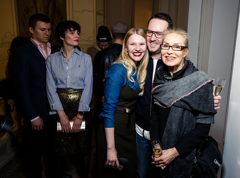 Ольга Свиблова и гости фестиваля